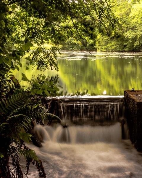 Longleat Falls by DADREW