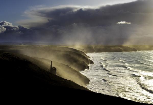 Seaspray and Sunshine by natureslight