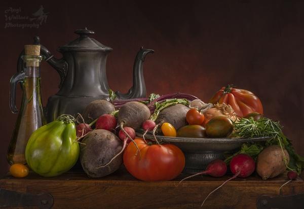 Summer veggies by Angi_Wallace