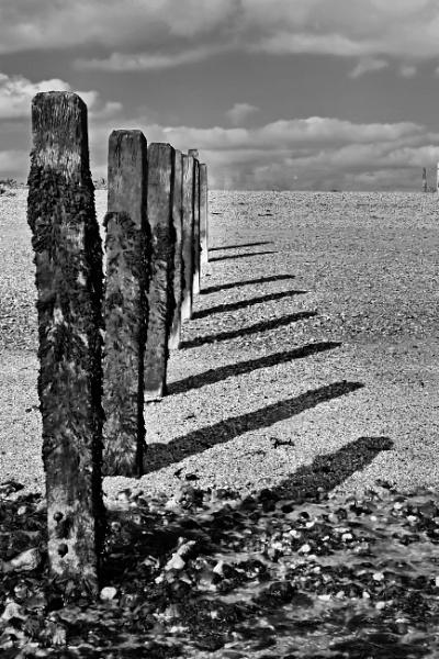 beach sentries by MGP