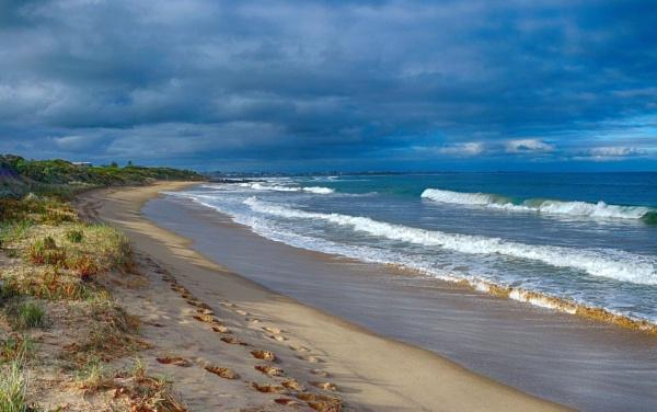 Basham Beach by robst
