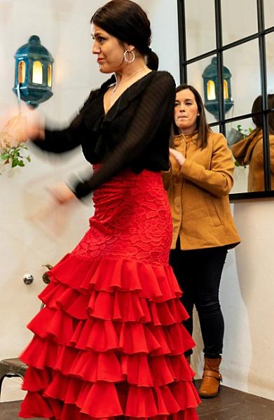 Flamenco by AJG