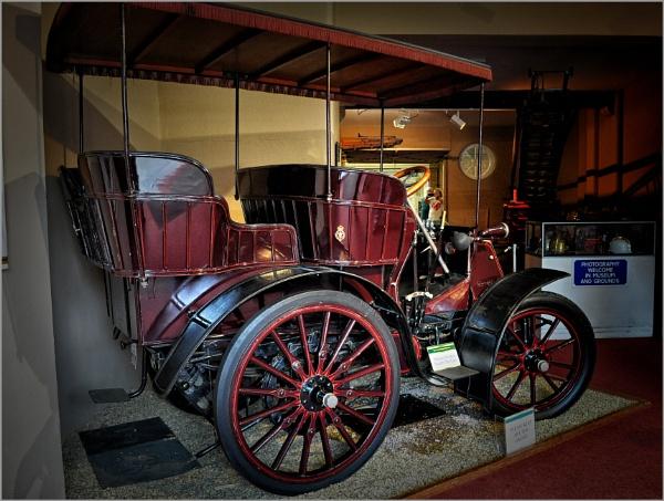 1900 Daimler Mail Phaeton by PhilT2