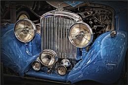 Donald Campbell's 1937 Bentley (3)