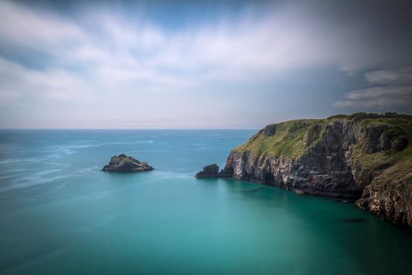 Devon Cliffs by Scooby10