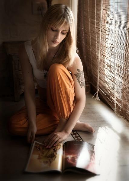 Pippa in Jodhpur by kenp666