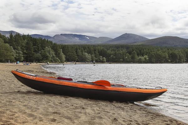 Loch Morlich by Irishkate