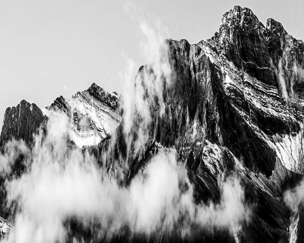 Canadian Rockies by FrancisChiles