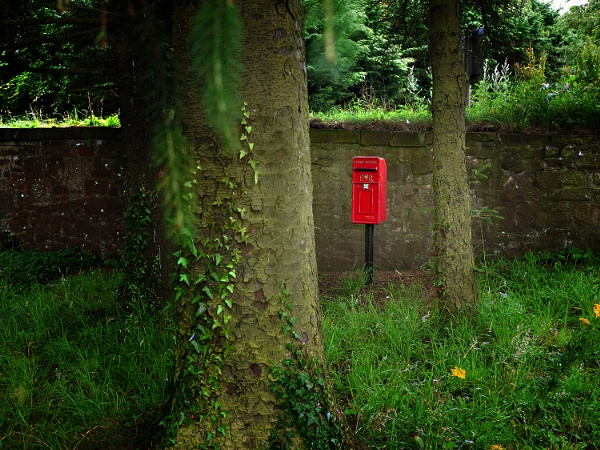 The Postbox by kaybee