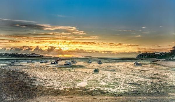 Sunday Morning Sunrise by brianfrance1