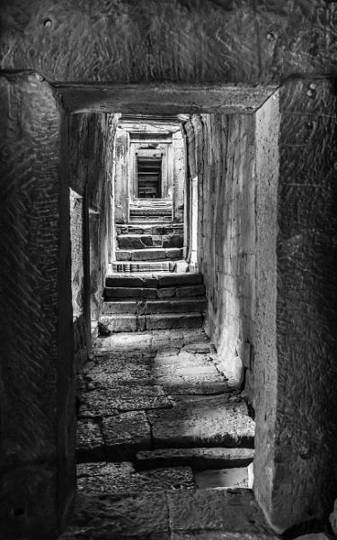 Cambodia Temple by david1810