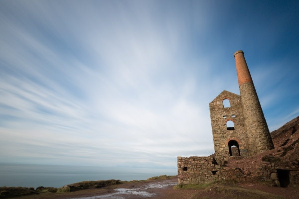 Tin mines of Cornwall by trusth