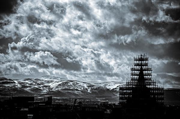 Wild Sky by AllistairK