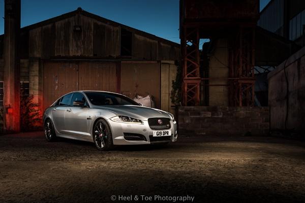 Jaguar XFS by matthewwheeler