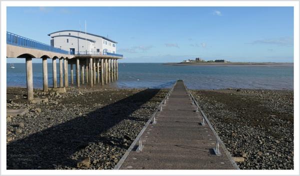 Roa Island Lifeboat Station by canoncarol