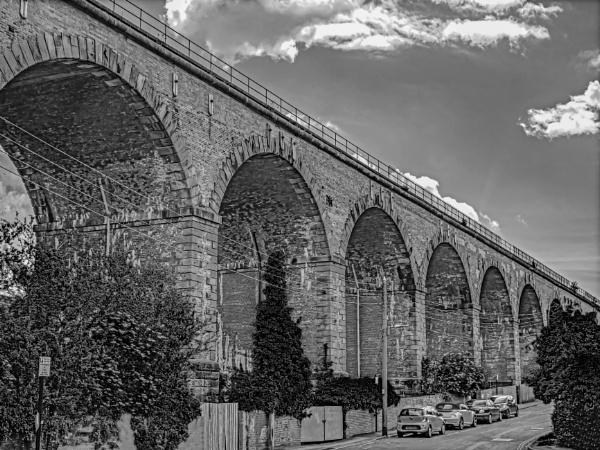 Yarm Viaduct III by Bore07TM