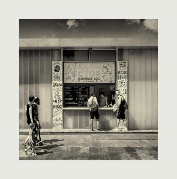 street food from Tel Aviv* by leo_nid