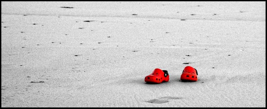 Left on the Beach !