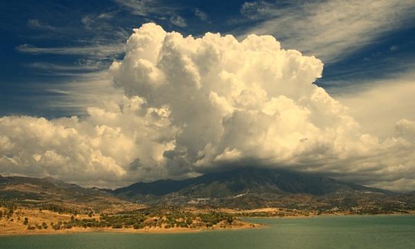 Spanish Sky by Mickeymike