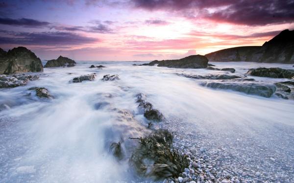 Silky Sunset by natureslight