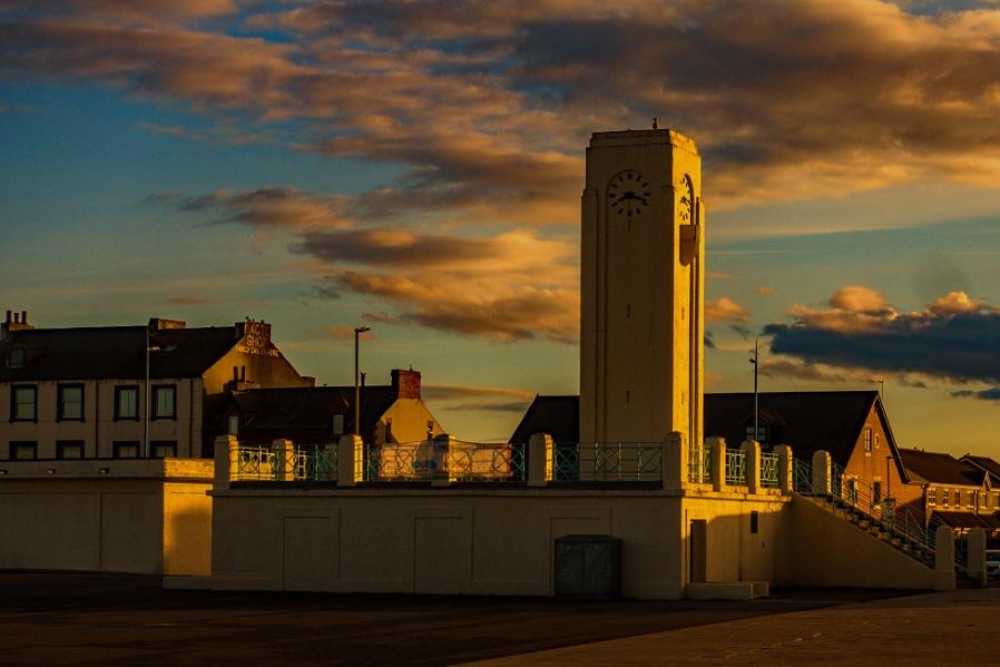 Seaton Carew Clock Tower.
