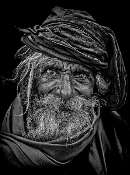 pilgrim, sadhu or vagabond?........... by sawsengee