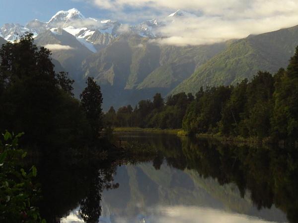 Lake Matheson 12 by DevilsAdvocate