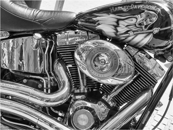 Harley Davidson. by franken