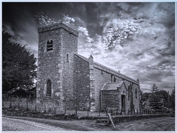 St Oswalds - Castle Bolton by DaveRyder