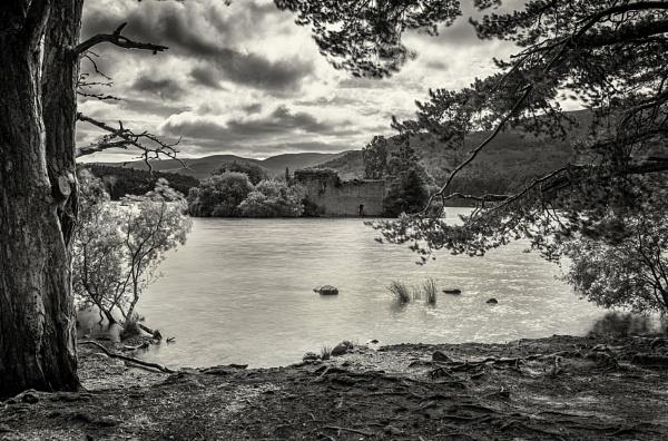 Loch an Eilein by scrimmy