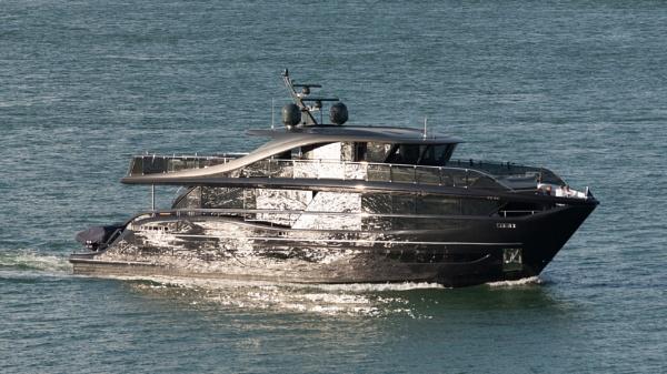 Ithaka - Princess Yachts Newest Design by James_C