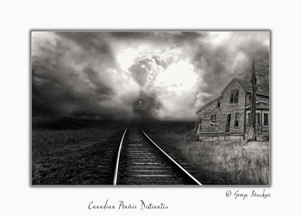 Canadian Prairie Destination by rusty