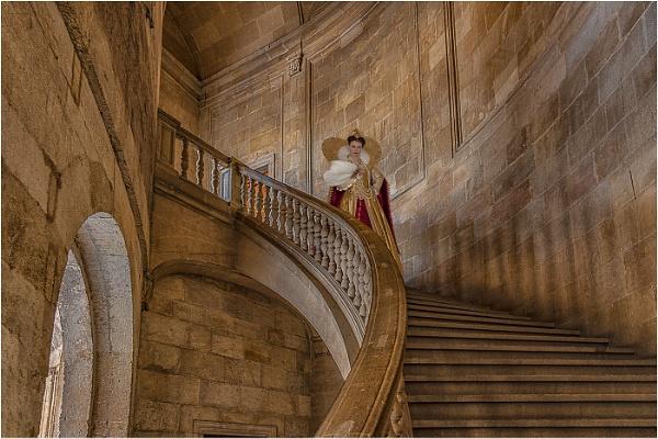 Grand Entrance by stevenb