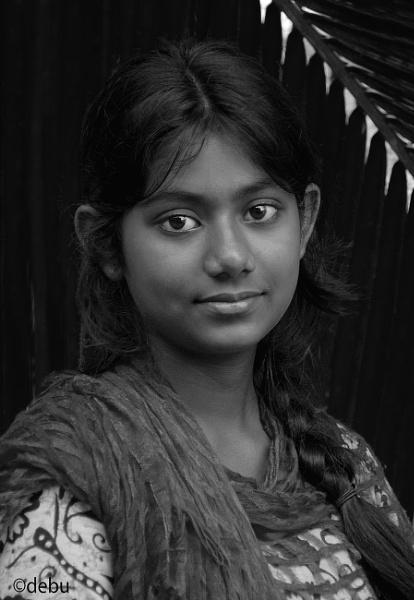 Kolkata # 54 Beautiful,cute,sweet & innocent girl by debu
