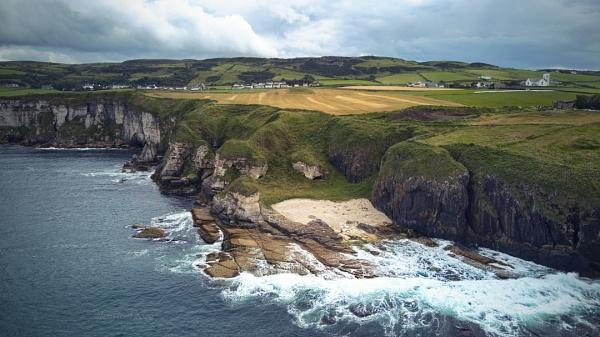 Ballintoy - N.Ireland by atenytom