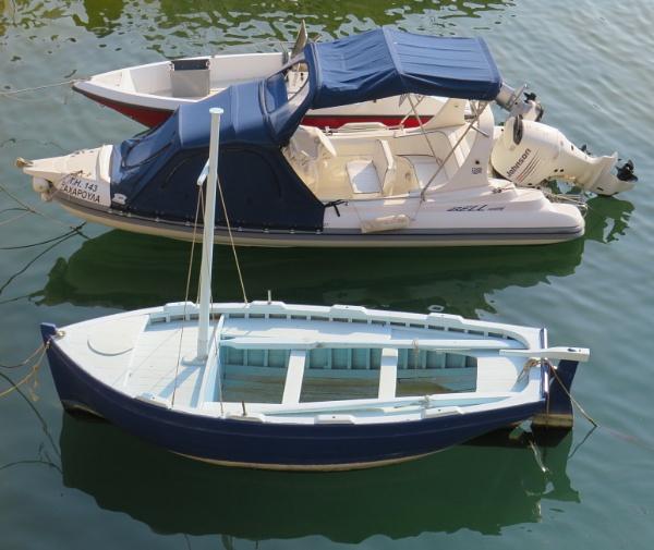 Three boats. by ddolfelin