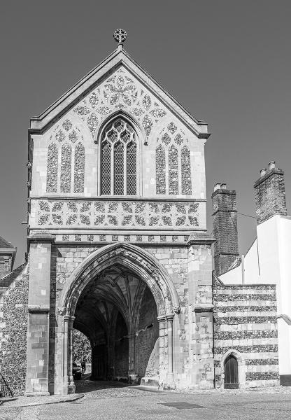 The Ethelbert Gate by pdunstan_Greymoon