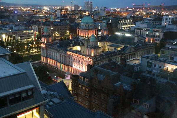Belfast city hall by gunner44