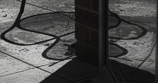 Outside in......... by Mollycat