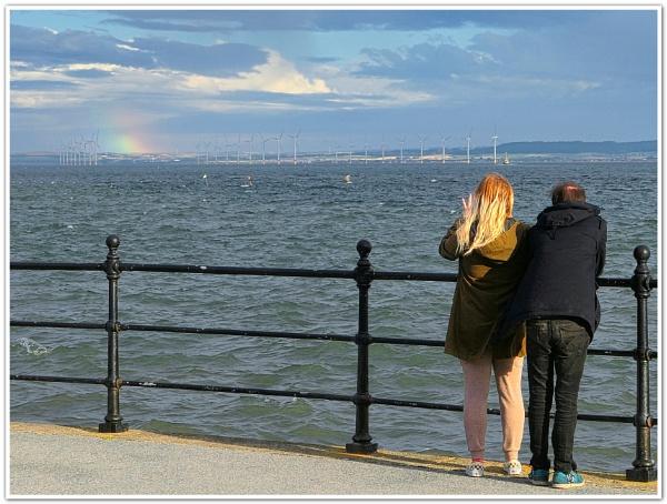 Look a Rainbow by DaveRyder