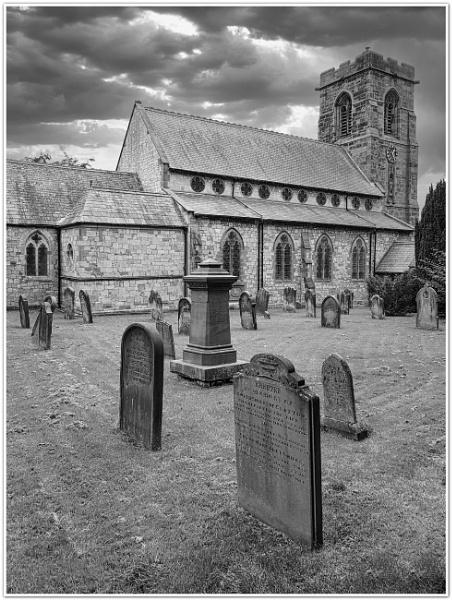 St John the Baptist - Greatham