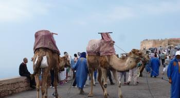 Agadir. Morocco