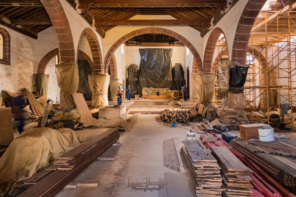 Church refurbishment by IainHamer