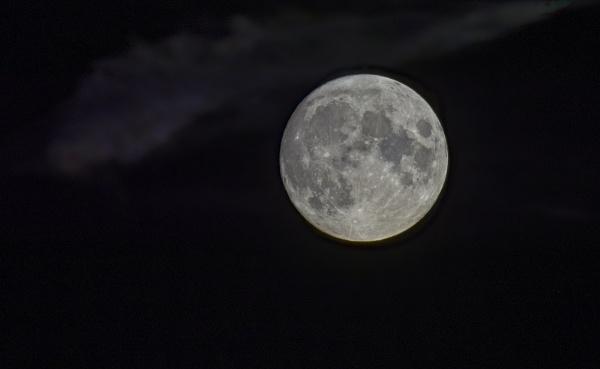 Full  moon by gerti62
