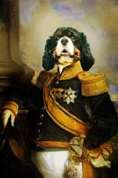 Baron Harley de Barkerville by ConstantStranger