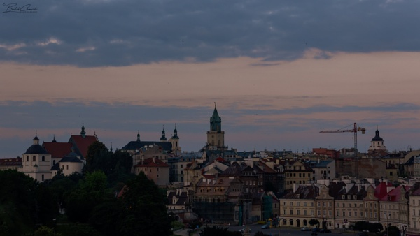 Before the sunrise by barthez