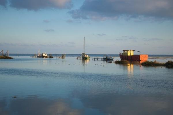 Thornham high tide by GwB