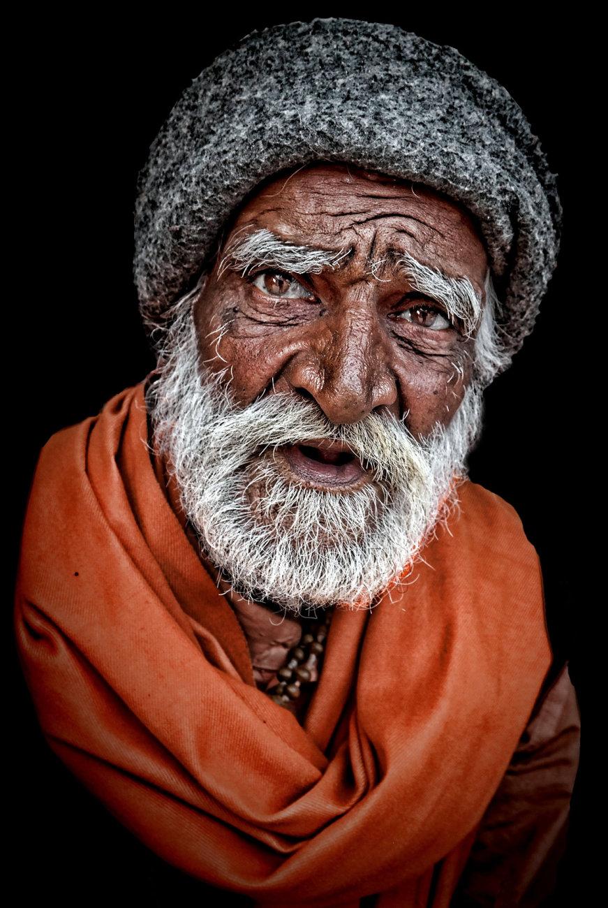 Old man of Haridwar2