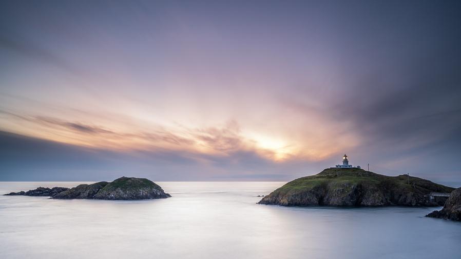 Strumble Head Lighthouse - Pembrokeshire