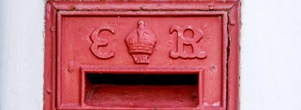 ER VIII post box cypher. by 64Peteschoice